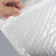3.5丝珠光膜气泡袋,260*360mm,100个/件