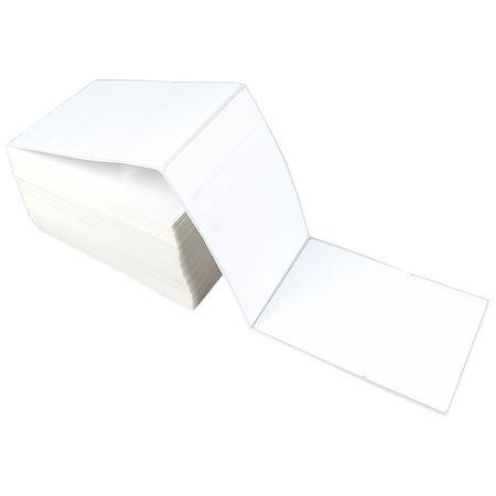 空白三层电子面单(折叠式,热敏面单,包邮)