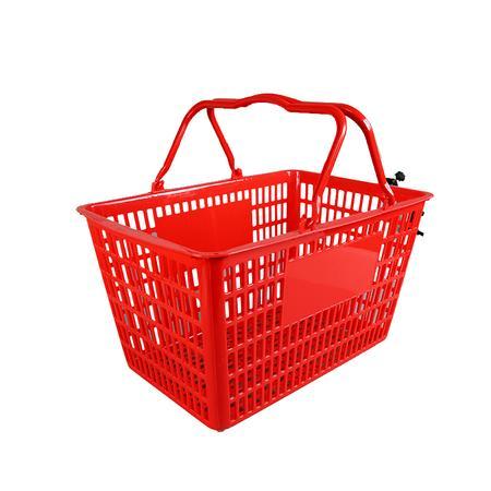 超市手提购物篮