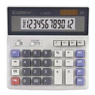 齐心C-2035舒适电脑按键计算器