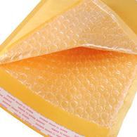107g黄牛皮纸气泡袋,300*390mm ,100个/件